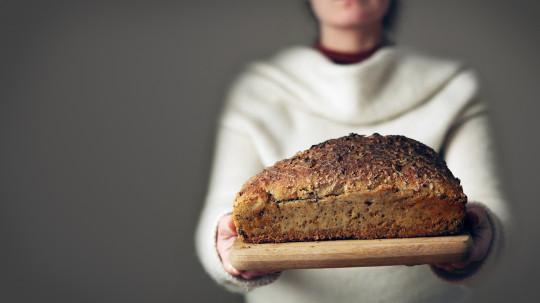 chleb aniołów, chleb z nieba,lekarstwonieśmiertelności